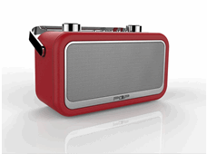 Produktbild POP Vintage Bluetooth DAB+ Radio, BT